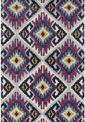 United Weavers 713-21482 Plum
