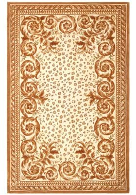 Safavieh NA702A Ivory Gold