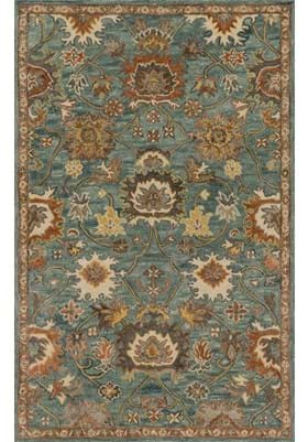 Loloi Rugs UN-01 Blue Rust