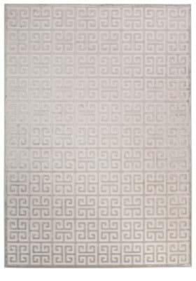 Jaipur Greek FB111 Bright White Gray