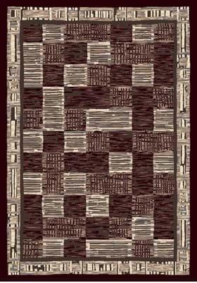Milliken Kirala 4779 Dark Chocolate Slate 10110
