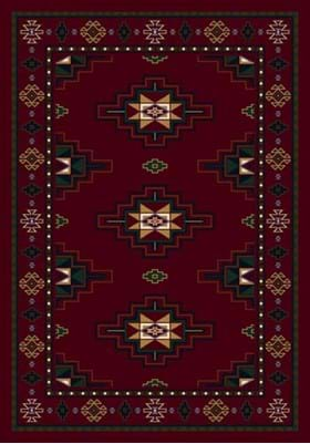 Milliken Prairie Star 4886 Garnet 10000