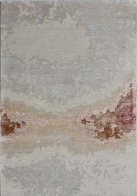 Dynamic Rugs 1854 111 Beige Rust