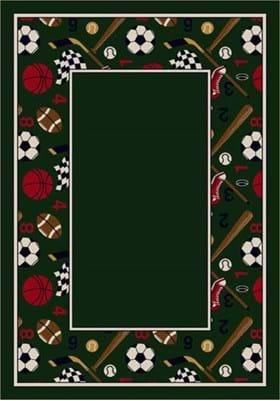 Milliken Good Sport 8494 Emerald 11006