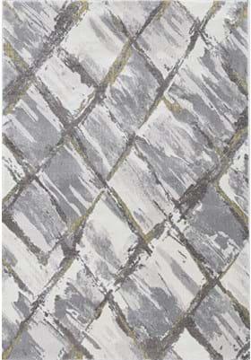KAS 6550 Ivory Grey Panes