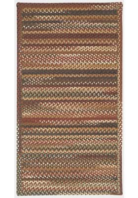 Capel Bangor Cinnamon Cross Sewn Rectangle