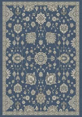 Dynamic Rugs 95052 5292 Blue Ivory