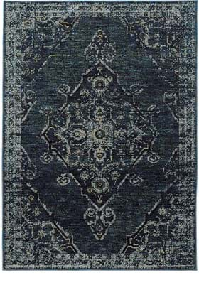 Oriental Weavers 7135F Blue