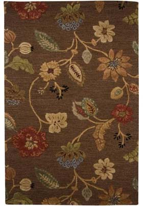 Jaipur Garden Party BL45 Cocoa Brown
