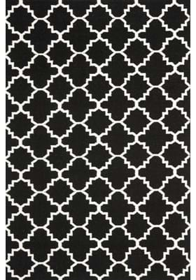 Safavieh DHU554L Black Ivory
