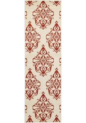 Oriental Weavers 7412D Ivory Rust