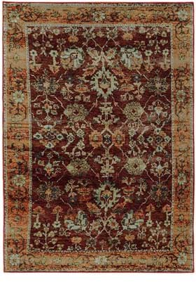 Oriental Weavers 7154A Red