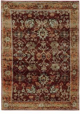Oriental Weavers 7154A Red