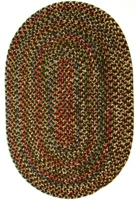 Rhody Rug KA-33 Brown Multi