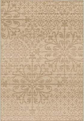 Orian Rugs Messina 2718 Beige