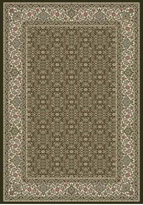 Dynamic Rugs 57011 3263 Black Ivory