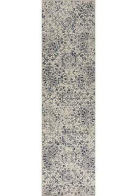 KAS Mosaic 1318 Ivory Blue