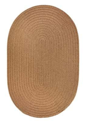 Rhody Rug S-025 Light Brown