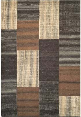 Couristan 2163 Luster 0001 Brown