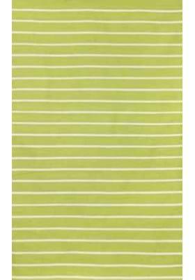 Trans Ocean Pinstripe 630516 Lime
