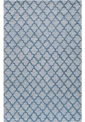 Rugs America 6105A Brazil Blue