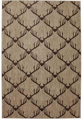 American Rug Craftsmen Lardeo 90333 Light Camel 704