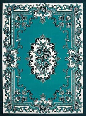 United Weavers Demitasse 950-106 63 Aqua
