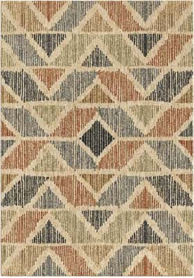 Orian Rugs 4404 Kenya Off White