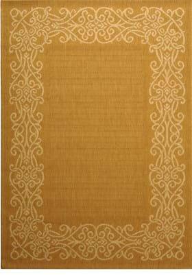 Safavieh CY1588 5405 Gold Natural