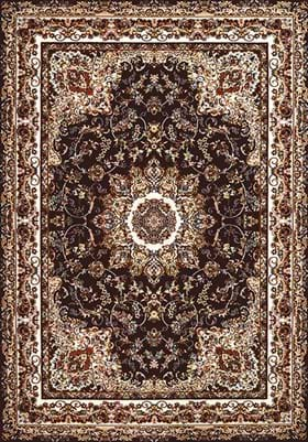 United Weavers Saraband 1900-018 55 Dark Brown