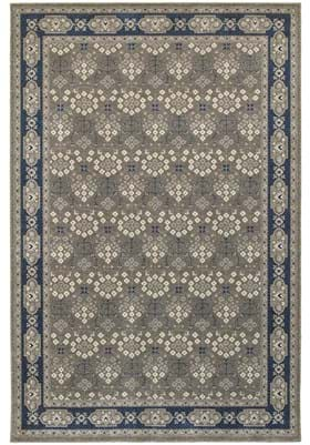 Oriental Weavers 119U Gray Navy