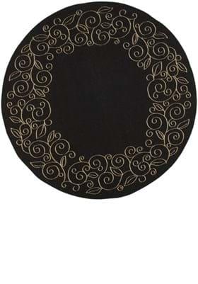 Safavieh CY5139D Black Beige