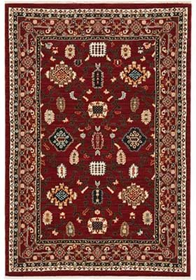 Oriental Weavers 43S Red