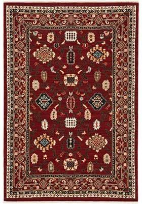 Oriental Weavers 43S Red