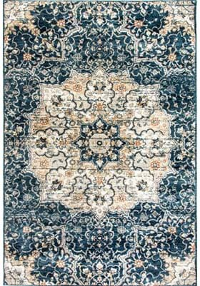 Dynamic Rugs 4772 550 Navy