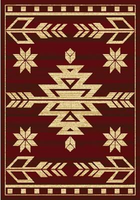 United Weavers 750-00130 Teton Red